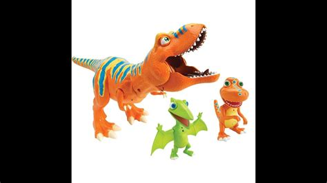 Dinosaurios Tren Figuras Juguetes Infantiles   YouTube
