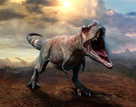 Dinosaurios: Tyrannosaurus Rex  Tiranosaurio , el mayor ...