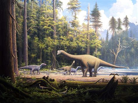 Dinosaurs, Animals Of Past Hd Wallpaper 1820 ...