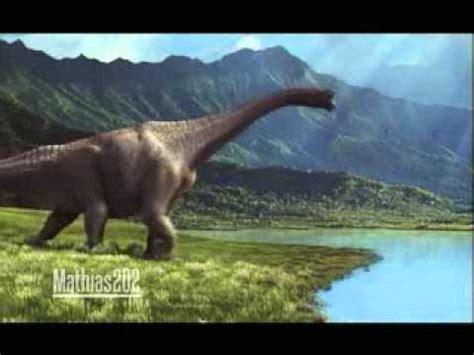 DINOSAURS: Animating a Dino world   YouTube