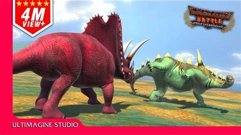 Dinosaurs Battle s1 GD4   YouTube