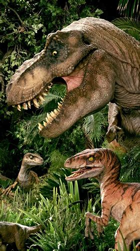 Dinosaurs by HQ Awesome Live Wallpaper live wallpaper for ...