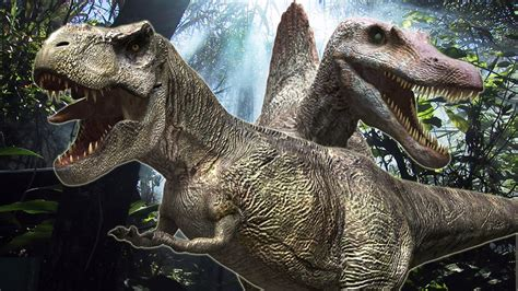Dinosaurs   T Rex Vs. Spinosaurus  The Reason Why They ...