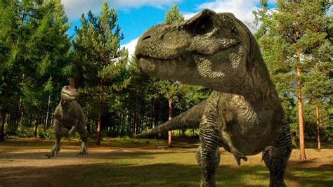 DINOSAURS   T Rex VS. Spinosaurus   The Reason Why They ...
