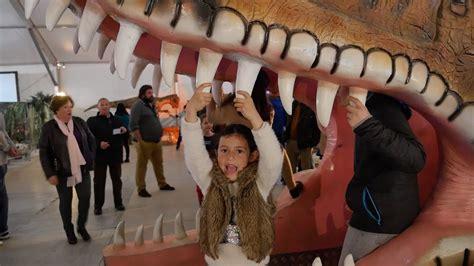 Dinosaurs Tour, la mayor exposición de dinosaurios ...