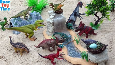 Dinosaurs Toy For Kids   Learn Dinosaur Names For Kids ...