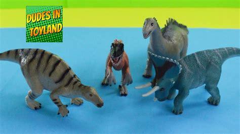 Dinosaurs toys for children & kids   YouTube