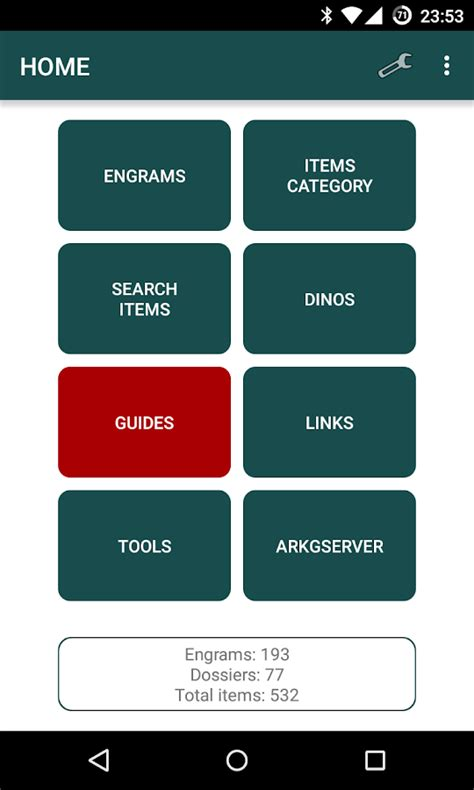 DinoTools: ARK Survival Items   Android Apps on Google Play