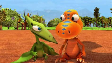 Dinotren   Soy un Tiranosaurio Rex  Español Latino    YouTube