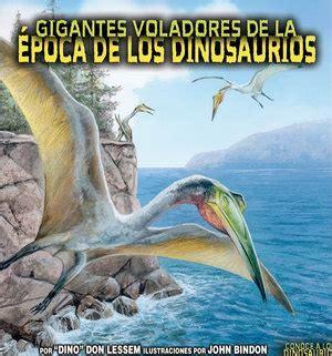 Dinowamas: Gigantes voladores en la época de los dinosaurios