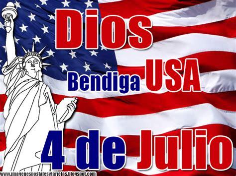 Dios bendiga a Estados Unidos   4 de julio ~ Imagenes ...