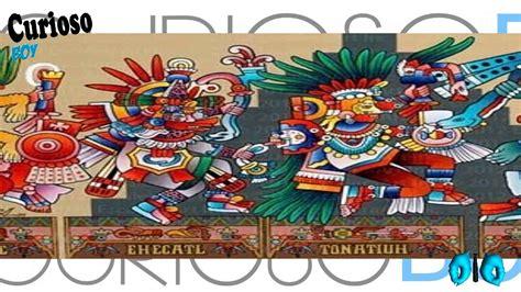 DIOSES AZTECAS...¿QUIENES FUERON LOS AZTECAS?   Parte 1 ...