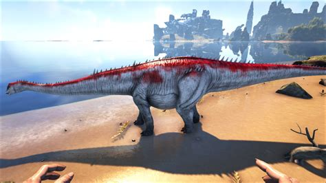 Diplodocus   Official ARK: Survival Evolved Wiki