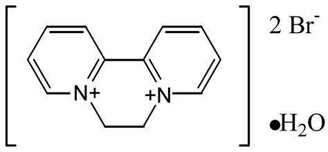 Diquat Dibromide monohydrate N 11816 500MG   Default Store