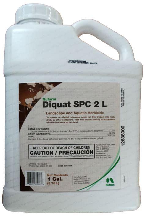 Diquat SPC 2L Aquatic Herbicide   1 Gal.