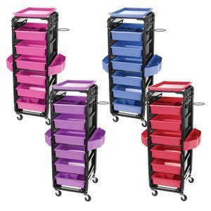 Direct Salon Supplies Control Coloured Trolley in 2019 ...
