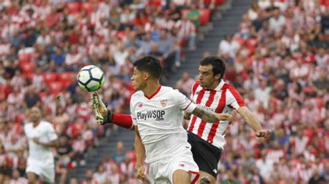DIRECTO. Athletic Club Sevilla FC
