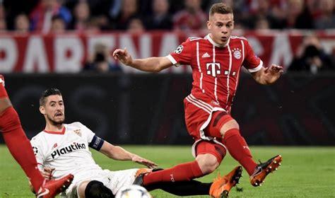 DIRECTO. Bayern Munich   Sevilla FC