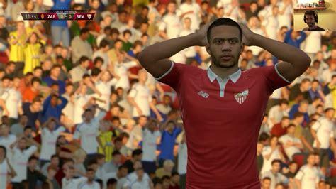 DIRECTO!! FIFA 17 Modo Carrera: Sevilla FC    ULTIMOS ...