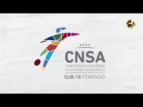 Directo Semifinales Sub 18 Femenino XIII Campeonato España ...