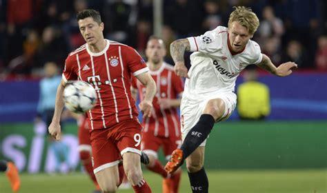 DIRECTO. Sevilla FC  Bayern de Múnich