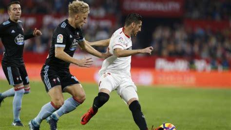 DIRECTO. Sevilla FC Celta de Vigo