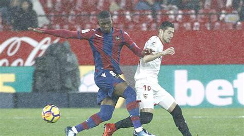 DIRECTO. Sevilla FC Levante UD