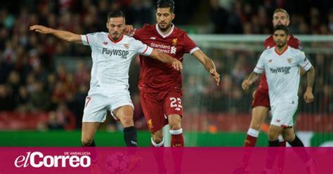 DIRECTO. Sevilla FC   Liverpool