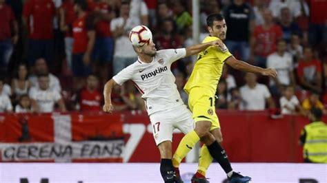 DIRECTO. Sevilla FC   Villarreal CF