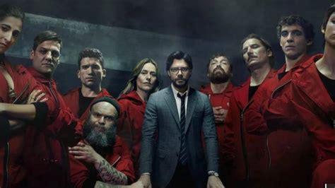 Director de  La Casa de Papel :  La cuarta temporada va a ...