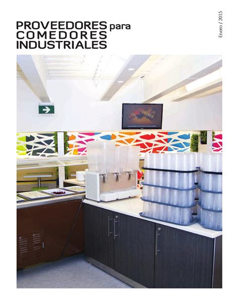 Directorio para proveedores para comedores insdustriales ...