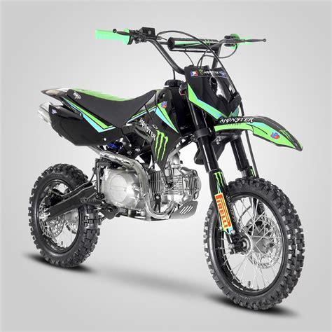 Dirt Bike, Pit Bike MX 125cc Small MX 12/14 Monster ...