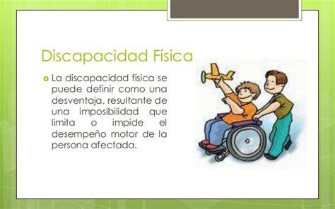 Discapacidad motriz y física