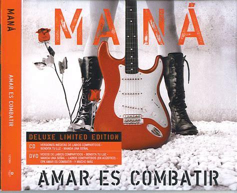 Discografia completa de Maná  Mega