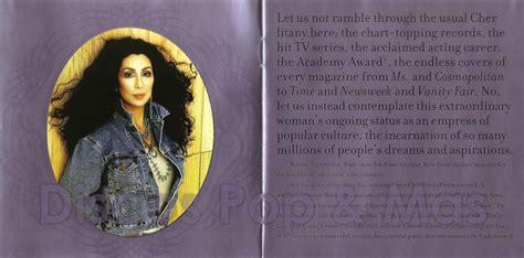 Discos Pop & Mas: Cher   The Very Best of Cher ...