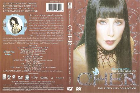 Discos Pop & Mas: Cher   The Very Best of Cher: The Video ...