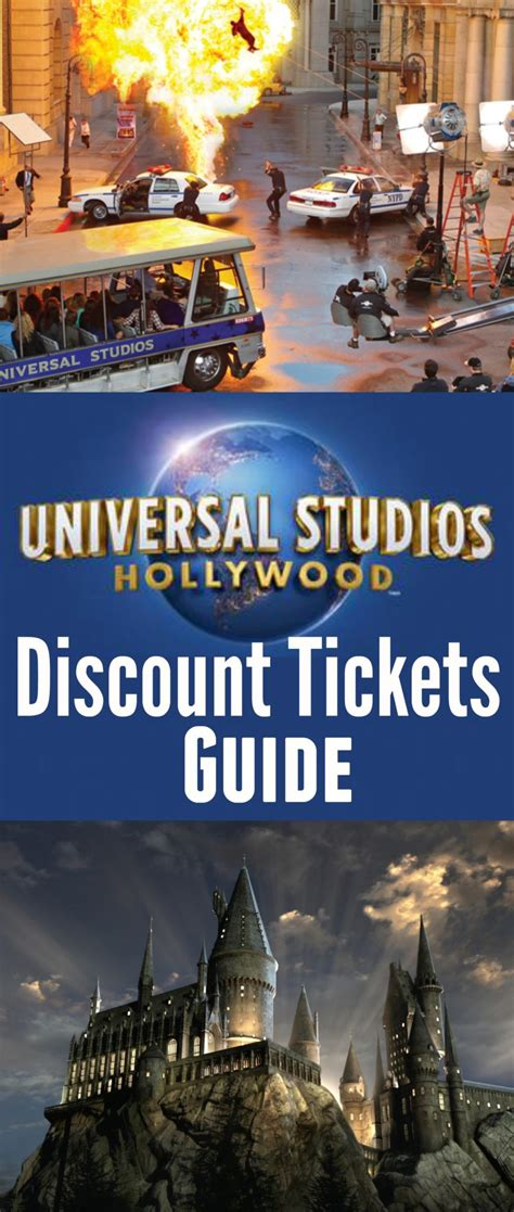 Discount Universal Studios Hollywood Tickets 2021: Get ...