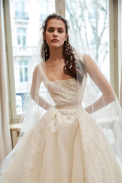 Discover Elie Saab Spring 2019 Bridal Collection