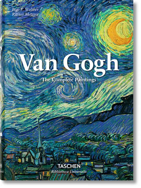 Discover Van Gogh. The Complete Paintings. TASCHEN Books