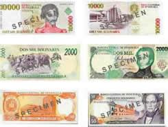 Discover Venezuela : Currency and credit cards   Travel cheque
