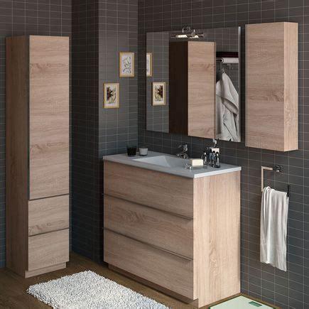 Discovery mueble 60 y lavabo por 225€ en Leroy Merlin ...