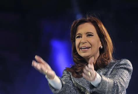 Discurso de Cristina Fernandez, 25 de mayo de 2015 ...