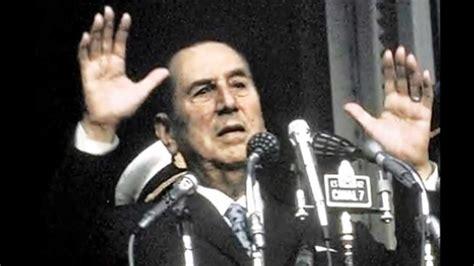 Discurso del coronel Juan Domingo Peron 17/10 / 1945   YouTube