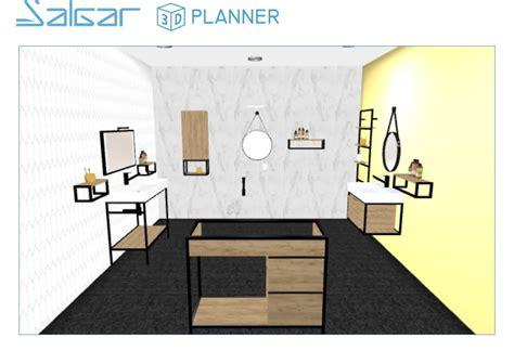 Diseña tu baño ideal con el configurador 3D de Salgar ...