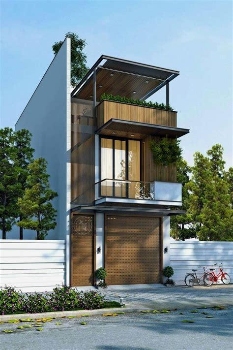 Diseño de casa ecológica de estilo minimalista con consumo ...