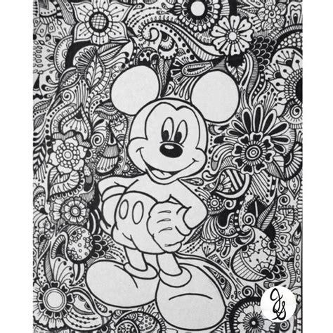 Diseño de Minnie y Mickey   dibujos y mandalas   Mandalas ...