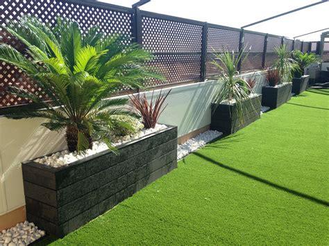 Diseño de terraza con tarima sintética   Diseño de terraza ...