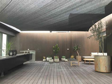 Diseño de terrazas en azoteas para edificios de oficinas ...
