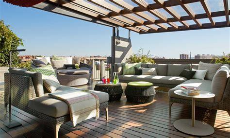 Diseño de terrazas, muebles y decoración   Molins Design