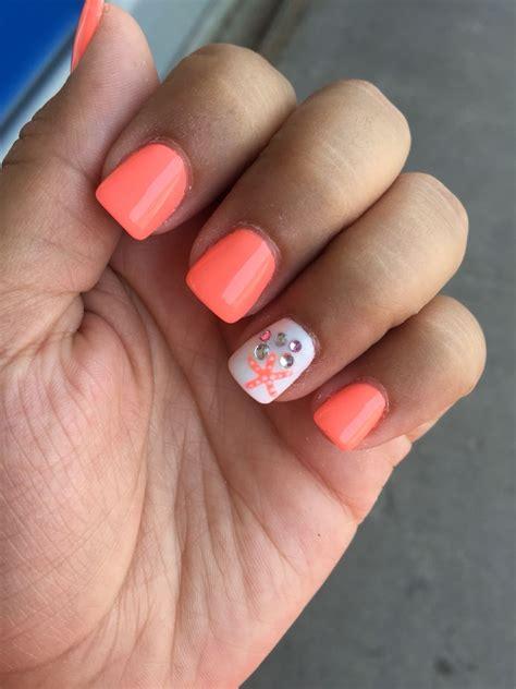 Diseño de uñas para el verano. | Manicura de uñas, Uñas ...